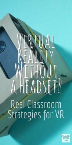 So how can you use virtual reality without a headset? The answer is pretty straightforward. The same 360 videos and 360 images you can use with a headset are accessible on web browsers for anyone to view. This makes VR in education very user-friendly. Virtual reality apps, virtual reality websites, virtual reality for kids