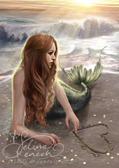 Selina Fenech Mermaid Art | Fairy Art and Gifts from Fantasy Artists at Fairies and Fantasy