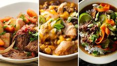 I scream, you scream for fall-time Slow-Cooker feasts.