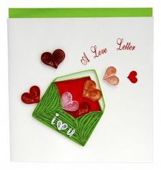 Great Valentine's Day Card: A Love Letter