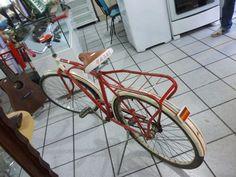 Bicicleta Antiga Caloi Arco Duplo - R$ 870,00 no MercadoLivre