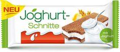 Joghurt-Schnitte - Das Sommergewinnspiel