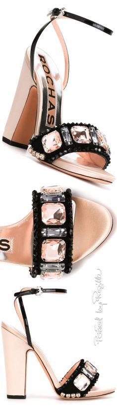 Rosamaria G Frangini | High Shoes | ShoeAddict | Regilla ⚜ Una Fiorentina in California