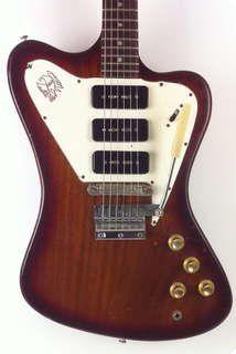 Gibson / Firebird III Non-Reverse / 1965 / Sunburst / Vintage Guitar