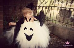 Ghost tutu dress....baby ghost tutu...Ghost by TutullyCuteDesigns, $50.00