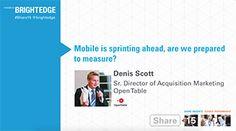 Share15 - S301: Mobile Friendly Momentum - Multi-Device Type Optimization & Measurement - Dave Lloyd