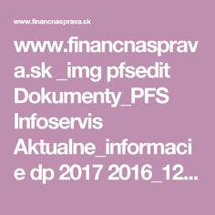 www.financnasprava.sk _img pfsedit Dokumenty_PFS Infoservis Aktualne_informacie dp 2017 2016_12_29_Preplatky_z_RZZP.pdf