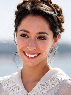 Oona Chaplin starred recently on Game of Thrones as Talista Maeryr