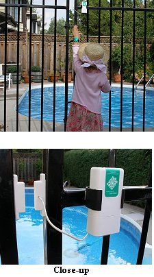 9 Inspiring Pool Safety images | Alarm system, Toddler stuff, In ...