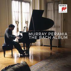 Murray Perahia - The Bach Album   Johann Sebastian Bach par Murray Perahia à écouter en haute-fidélité, à télécharger en Vraie Qualité CD sur Qobuz.com