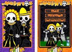 A Collection of Fun Apps for Día de Muertos!SpanglishBaby™