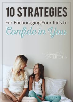 Strategies for Encouraging Your Kids to Confide in You These are awesome parenting tips! 10 Strategies For Encouraging Your Kids To Confide In YouThese are awesome parenting tips! 10 Strategies For Encouraging Your Kids To Confide In You Parenting Teens, Parenting Humor, Parenting Advice, Parenting Classes, Parenting Styles, Single Parenting, Practical Parenting, Parents, Education Positive