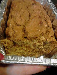 Bariatric Foodie: Kyle's Pumpkin Protein Bread