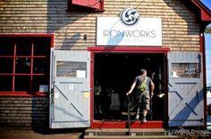 Lunenburg Iron Works Distillery - fantastic vodka
