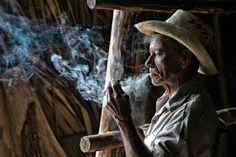 Tobacco Farmer Vinales Cuba by Alex Sneiders on 500px