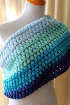 The Puffy Blues | Craftsy