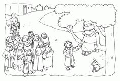 LESSON 12- Zaccheus