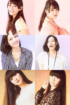 """perfumeofficial: """" Perfume × CanCam 2013 """" Perfume Jpop, Dior Perfume, Best Lotion, How To Style Bangs, Japanese Girl Group, Music People, Asian, Messy Hairstyles"""