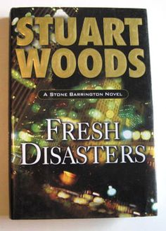I won this book on LIstia. If it weren't for that site, I wouldn't have learned how refreshing and interesting Stuart Woods' books are.