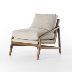 Modern Wood Arm Chair available at Redo Home and Design ...