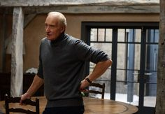 Pin for Later: Swoon Over These Gorgeous Me Before You Movie Photos  Charles Dance as Stephen Traynor.