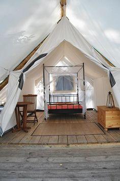 Cool Camping Deutschland: Zehn sensationelle Zeltplätze   geo