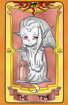 Clow card-The time~kawaii