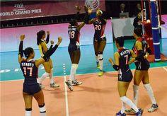 Las Reinas del Caribe logran triunfo ante Kenia