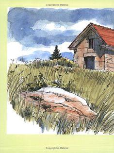 Watercolor Pencil Magic: Cathy Johnson: 9781581801194: Amazon.com: Books