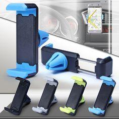 360 Supporto per Auto Mini Air Vent Mount Mobile Cell Phone Holder universale Per iPhone 5 6 6 s 7 GPS Basamento della Staffa di Supporto accessori