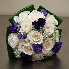 Lavender Bride Bouquet | Latest Purple Bridal Bouquet for Your Wedding Bouquet Idea flower 2013