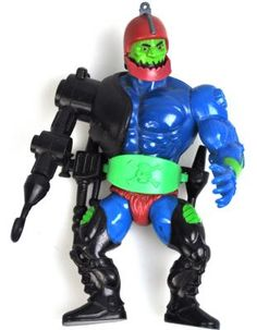 Trap Jaw - Masters of the Universe - The Original Series - 1983