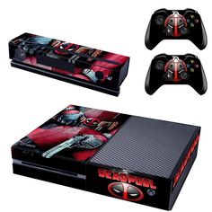Love this!  http://www.hellodefiance.com/products/ma-li-oh-fren-skin-xbox-one-protector?utm_campaign=social_autopilot&utm_source=pin&utm_medium=pin