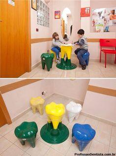 Sala de espera #odontopediatria #odontologia