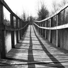 everyone has a bridge to cross.