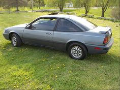 1990 Chevrolet Cavalier (not mine but similar)