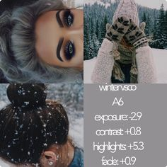winter vsco❈ ig: jenningsturk