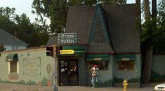 Green Gables Restaurant, Sioux City..still serves that great matzo ball soup
