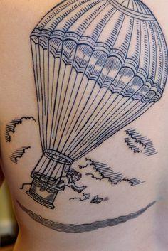 duke riley // east river tattoo