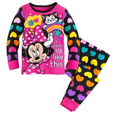 Minnie Mouse Clubhouse PJ PALS for Girls | Disney Store