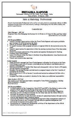 Free Download Sales Marketing Resume   Http://www.resumecareer.info/