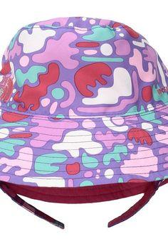 The North Face Kids Baby Sun Bucket 13 (Infant) (Paisley Purple Desert Camo Print) Bucket Caps - The North Face Kids, Baby Sun Bucket 13 (Infant), NF00ANQWEXY-310, Hats Caps Bucket, Bucket, Caps, Hats, Gift, - Fashion Ideas To Inspire