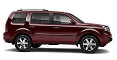 honda pilot battery location