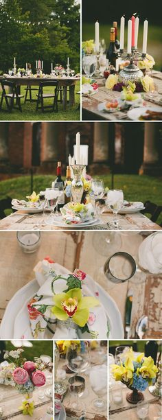 Amore Events by Cody's Vintage Decor - ~ photography The Pinwheel Collective