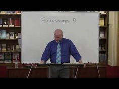 Ecclesiastes 8 - YouTube