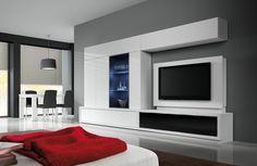 aixModuls ofrece una amplia selección de paneles giratorios para la televisión únicos y con una gran personalidad y atractivo gracias, en parte, a los acabados con que se presentan