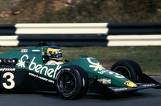 Michele Alboreto (Europe 1983) by F1-history on DeviantArt