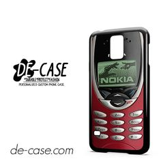 Nokia Old Red Mobile DEAL 8010 Samsung Phonecase Cover For Samsung Galaxy S5 / S5 Mini