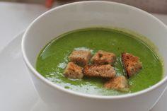 Izu, Palak Paneer, Ethnic Recipes, Food, Soups, Eten, Soup, Meals, Chowder
