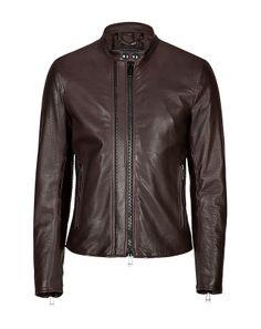 BELSTAFF Leather Holbrook Jacket